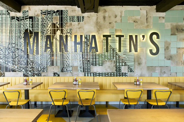 Manhattn's — Pinkeye #pinkeyedesign