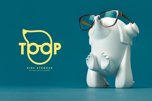 TOOP Kids optician — Pinkeye #pinkeyedesign