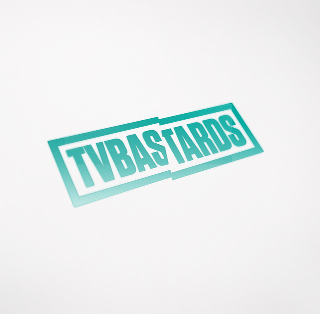 Corporate identity design for TvBastards — Pinkeye #pinkeyedesign